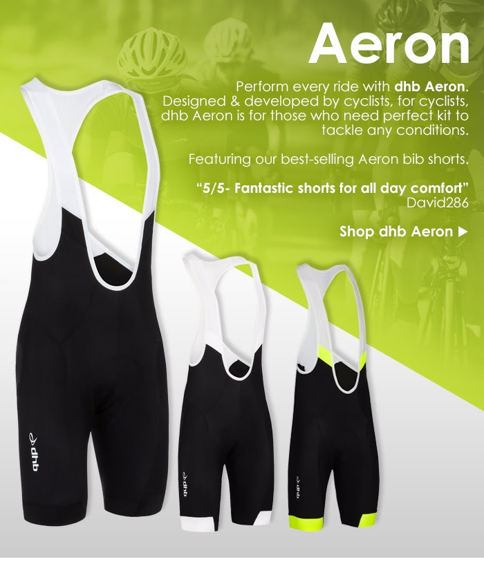 dhb aeron review
