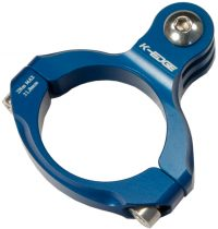 K-Edge Go Big Handlebar Mount Blue