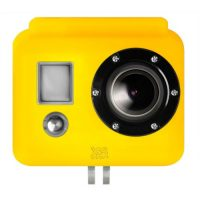 XSories Silicone Case for GoPro Hero HD Camera Yellow