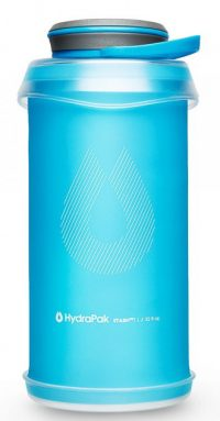 Hydrapak Stash Collapsible Bottle 1L Blue