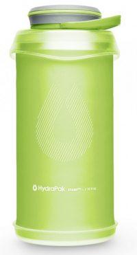 Hydrapak Stash Collapsible Bottle 1L Green