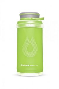 Hydrapak Stash Collapsible Bottle 750ml Green