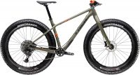 Trek Farley 9.6 Fat Bike 2019 Matte Olive Grey