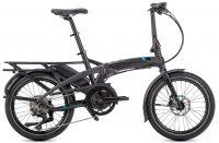 Tern Vektron S10 Folding Electric Bike Black