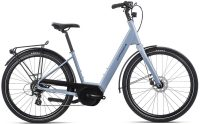 Orbea Optima E40 I9 Electric Bike 2019 Blue