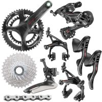Campagnolo Super Record Groupset (12 Speed) - 34/50 - 11/32t 170mm