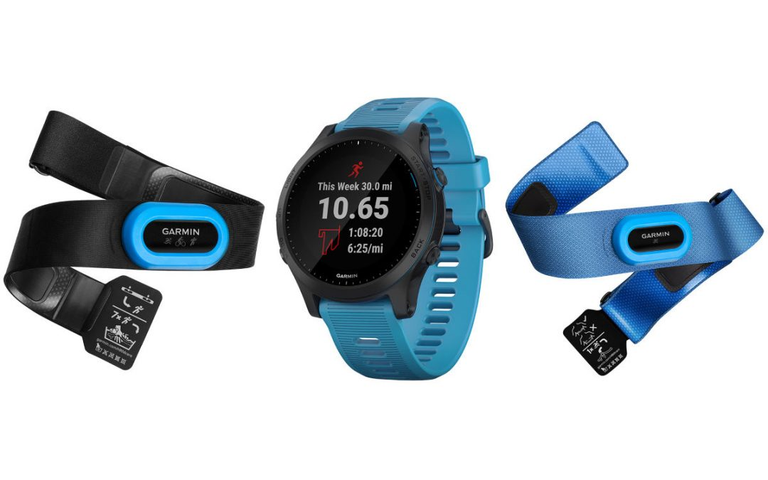 Garmin Forerunner 945 Tri Bundle – One Size Blue | Watches