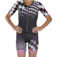 Zoot Women's Ultra 19 Tri Aero Skinsuit - S Ultra 19 | Tri Suits
