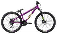 Mongoose Fireball BMX Bike 2019 Purple