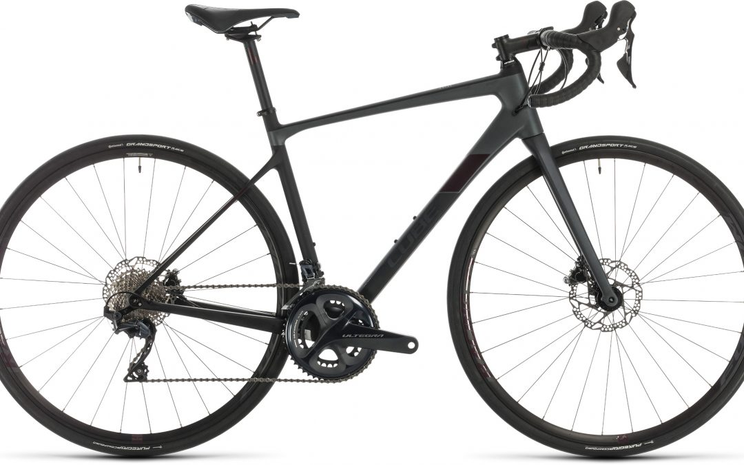 Cube Axial GTC SL Ultegra Womens Road Bike 2020 Carbon/Hazypurple