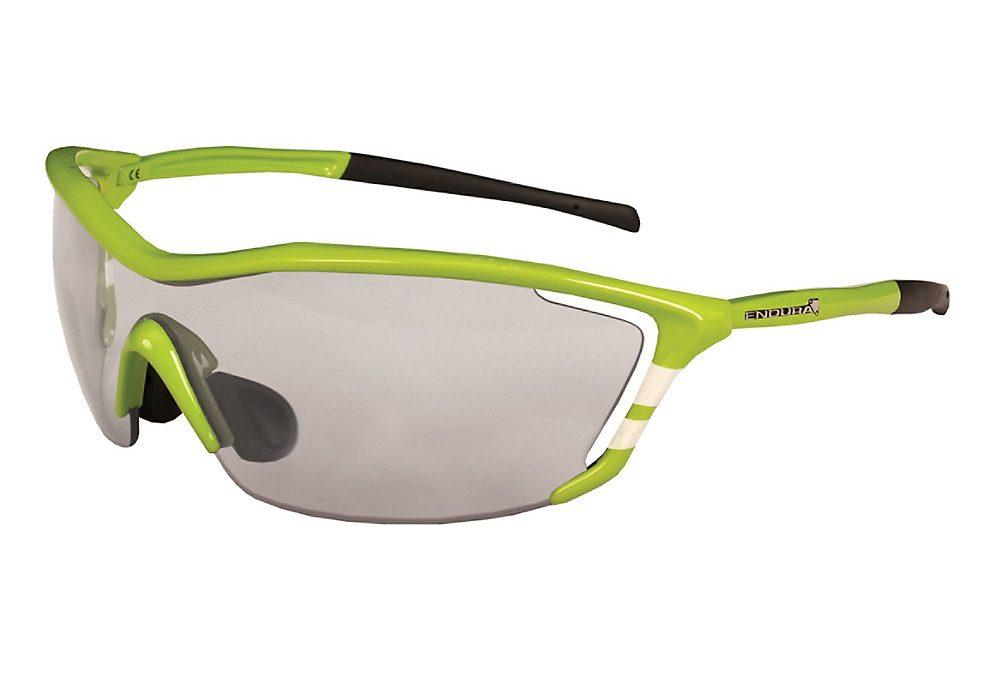 Endura Pacu Glasses – Lime Green, Lime Green