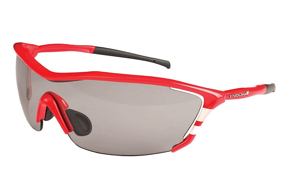 Endura Pacu Glasses – Red, Red