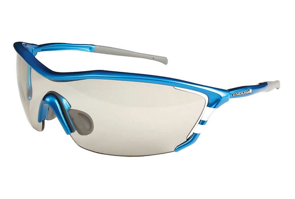 Endura Pacu Glasses – Shiny Blue, Shiny Blue