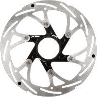 Prime Center Lock Disc Brake Rotor - 160mm Black | Disc Brake Rotors