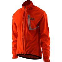 100% Hydromatic Jacket - Orange - S, Orange