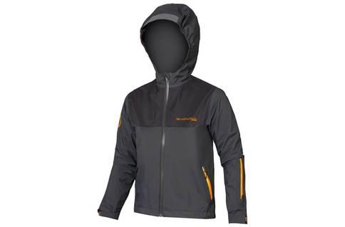Endura Youth MT500 Waterproof Jacket | Grey – 8