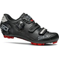 Sidi Women's Trace 2 MTB Shoes 2020 - Black-Black - EU 38, Black-Black