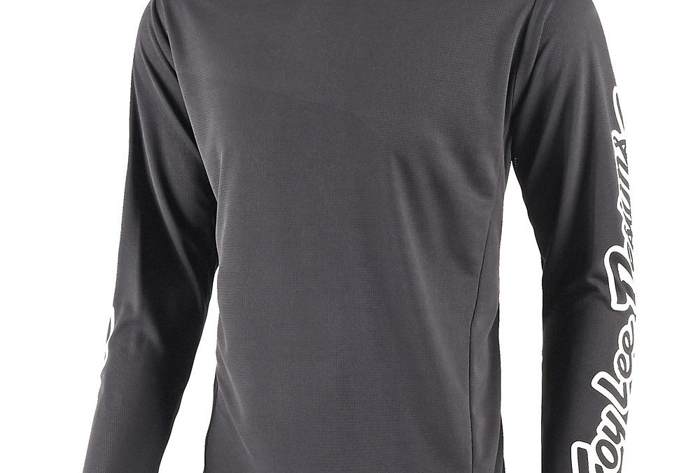 Troy Lee Designs Sprint Jersey – Charcoal – M, Charcoal